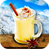 Christmas Recipes - Winter Drinks for Christmas & Holiday Season icon