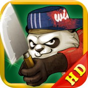 KungFu Food HD icon