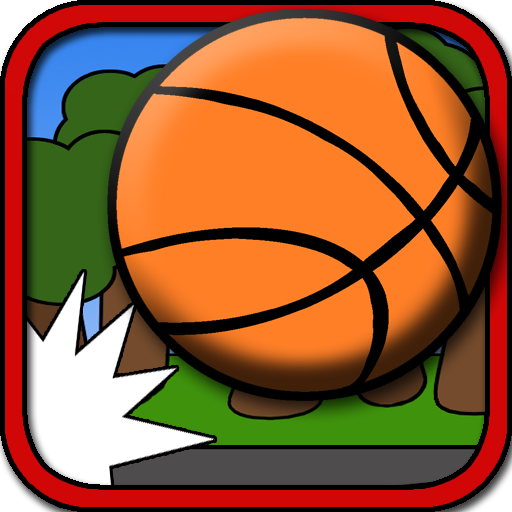 Flickthrow Challenge - A Fun Freethrow Basketball Game!