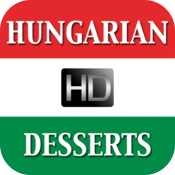 Hungarian Desserts HD icon