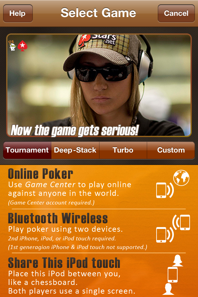 Poker 1 on 1 with Vanessa Rousso