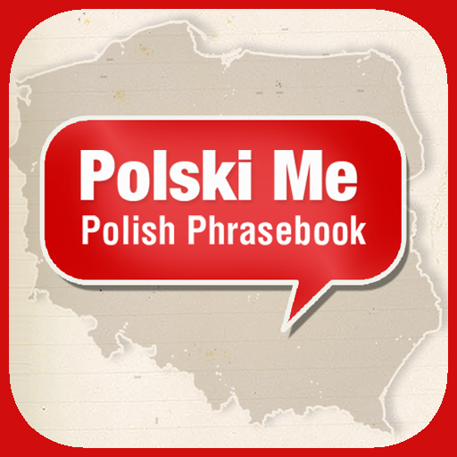 Polski Me - Polish Words & Phrasebook with Audio