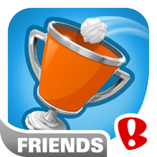 Paper Toss Friends icon