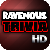 Ravenous Trivia HD icon