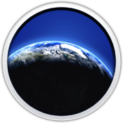 Living Earth HD - Desktop Weather & World Clock icon
