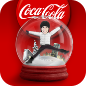 Coca-Cola Snow Globes for iPad icon