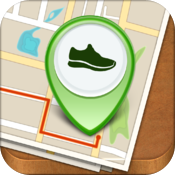 WalkWatch GPS Walking Computer for tracking, mapping and fitness icon