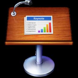 Keynote.256x256 75 Aplicaciones imprescindibles para nuevos usuarios de Mac