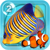 MyReef 3D Aquarium 2 HD icon