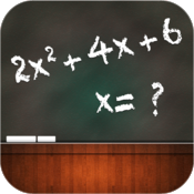 Quadratic Equation Calculator icon