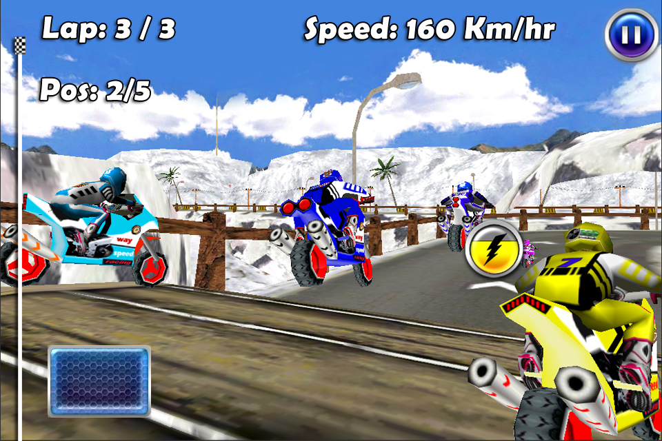 Top Racing game for iPhone