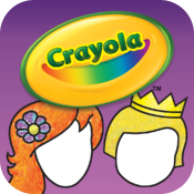 Crayola Silly Face Swaps icon