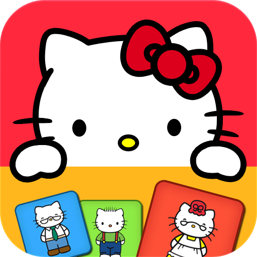 Hello Kitty And Friends - Memory Match