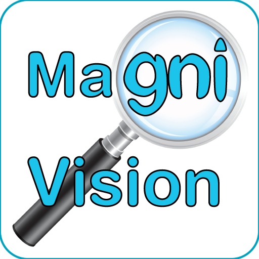 Magnivision - Magnify when you need glasses