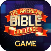 The American Bible Challenge Game icon