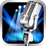 Funny Voice Changer, Recorder, Generator plus Player icon