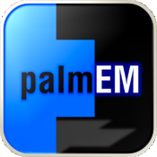 palmEM iQ: Medical Quiz & Emergency Medicine Board Review icon