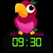 在Dock上显示时间的小工具 Clock Dock