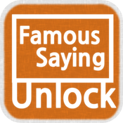 * Famous saying unlock * lockscreen wallpaper icon