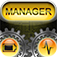 SYS Activity Manager for Memory, Processes, Disk, Battery & Network Icon