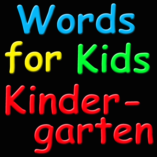 Words 4 Kids - Kindergarten