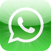 WhatsApp Messenger Review icon