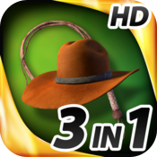 Hidden Objects - 3 in 1 - Adventure Pack HD icon