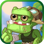 Zombie Battle icon