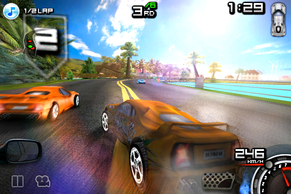 'Race illegal: High Speed 3D' Sacrifices Reality For the Sake of Fun
