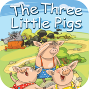 The Story of The Three Little Pigs HD icon