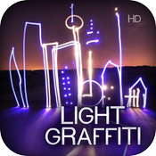Artistic Light Graffiti HD icon