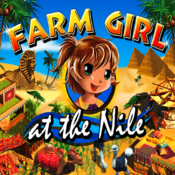 Farm Girl at the Nile icon