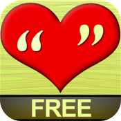 Famous Love Quotes Free icon