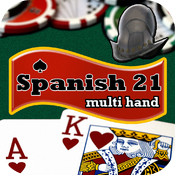 Spanish 21 Multi-Hand +HD icon