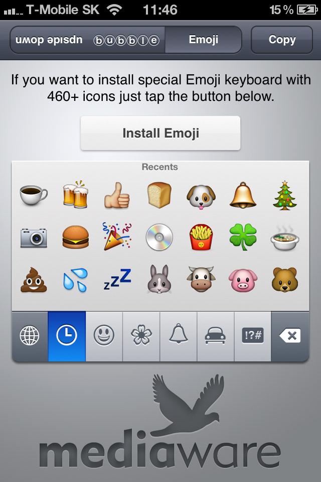 Symbols Emoji Keyboard For Facebook Twitter Instagram By Pavel