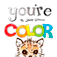 you&#039;re COLOR