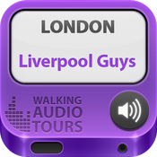 London The Liverpool Guys » by Walking Audio Tours icon