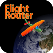 Flight Router 3D icon