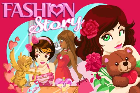 Fashion Story: Valentine's Day screenshot 1