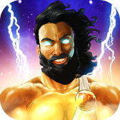 Thunder King casino slot game icon