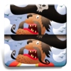 My first find the differences game: Pirates for Mac