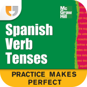 Practice Makes Perfect: Spanish Verb Tenses Companion by PlaySay icon