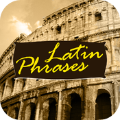 Latin Phrases Dictionary for iPad icon