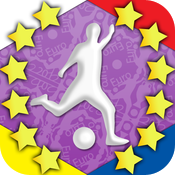 EURO 2012 the unofficial guide: free live results, fixtures and leaderboards icon