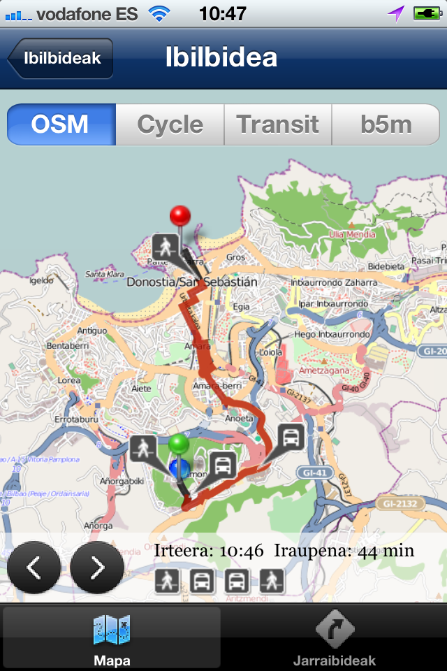 Gipuzkoa Transit