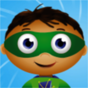Super WHY! The Power to Read! icon