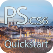 Learn Photoshop CS6 Quickstart edition icon
