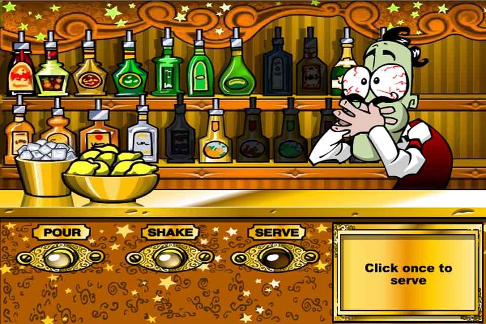 Bartender Mix Genius Drinks