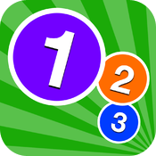 Counting Dots - Helping kids count from one to one million! icon