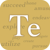 Terminology for iPad Review icon